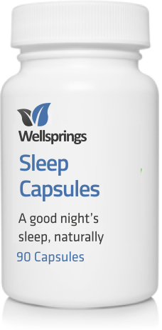 Wellsprings Sleep Capsules