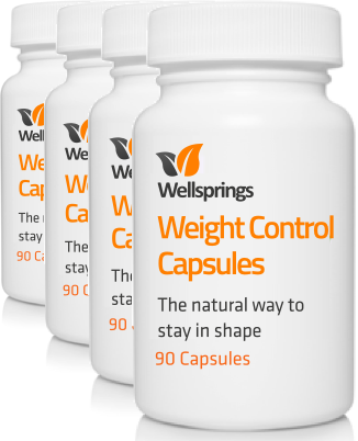Wellsprings Weight Control Capsules (4 Pack)