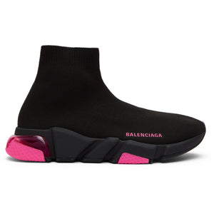 Balenciaga Speed Runner (W) Black/Pink
