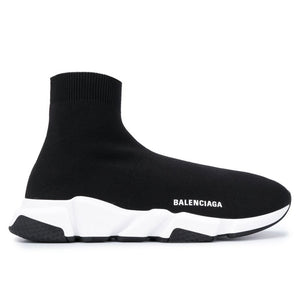Balenciaga Speed Runner (W) Black/White