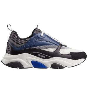 Dior B22 Sneaker Navy Blue/Black