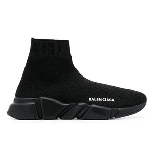 Balenciaga Speed Runner (W) Black Glitter