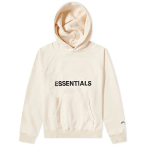 "Fear Of God Essentials Hoodie ""Butter Cream"""