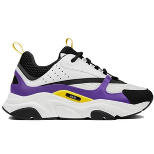 Dior B22 Sneaker Purple Yellow/Black