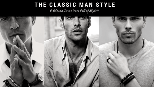 Classic Jewelry for Men