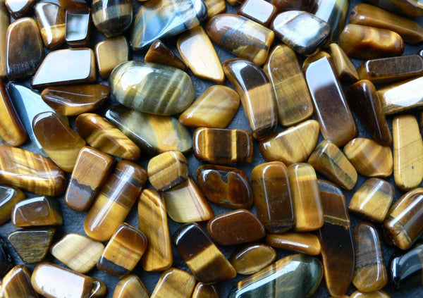 Tiger Eye Stone Meaning & Uses