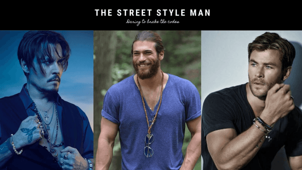 The Street Style Man