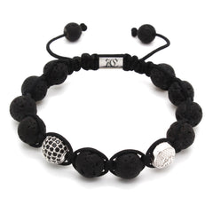Classic lava shamballa for men