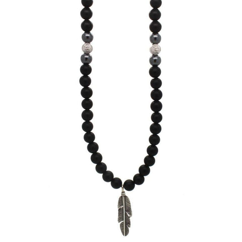 Men Beaded Necklace
