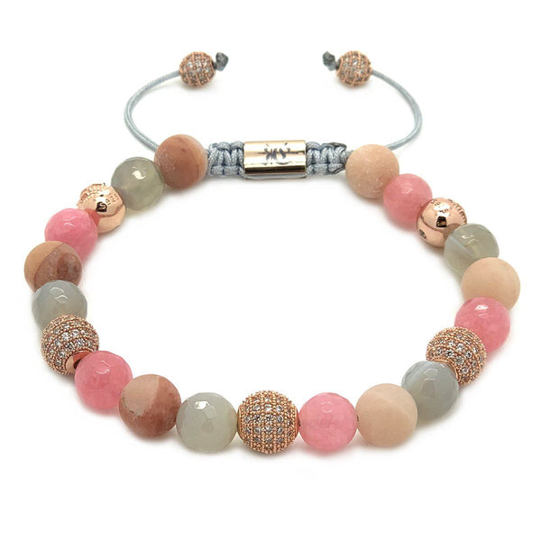 Women's Beaded Bracelet Shamballa - Roano Collection