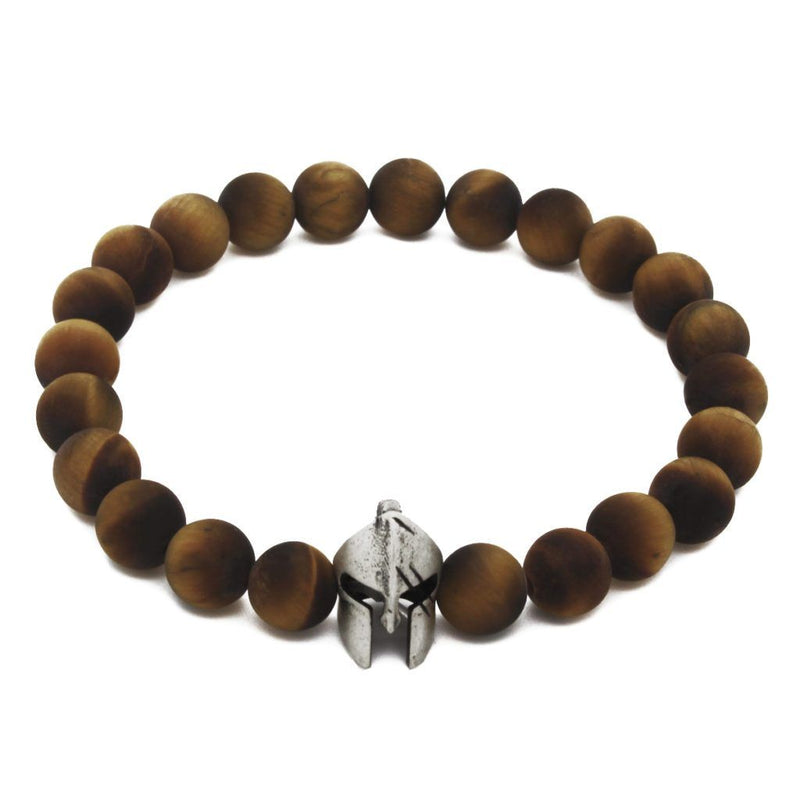 Tiger Eye Warrior Bracelet - Roano Collection