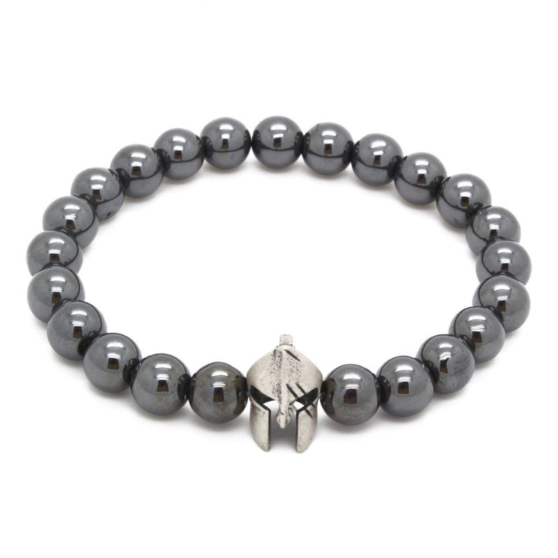 Hematite Warrior Bracelet- Roano Collection