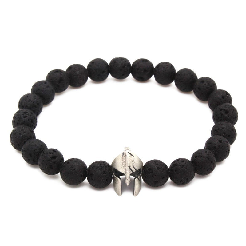 Lava Stones Warrior Bracelet - Roano Collection