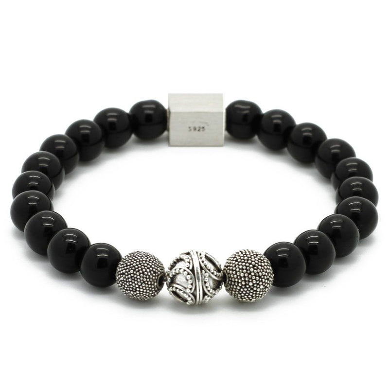 Premium Onyx Bracelet - Roano Collection