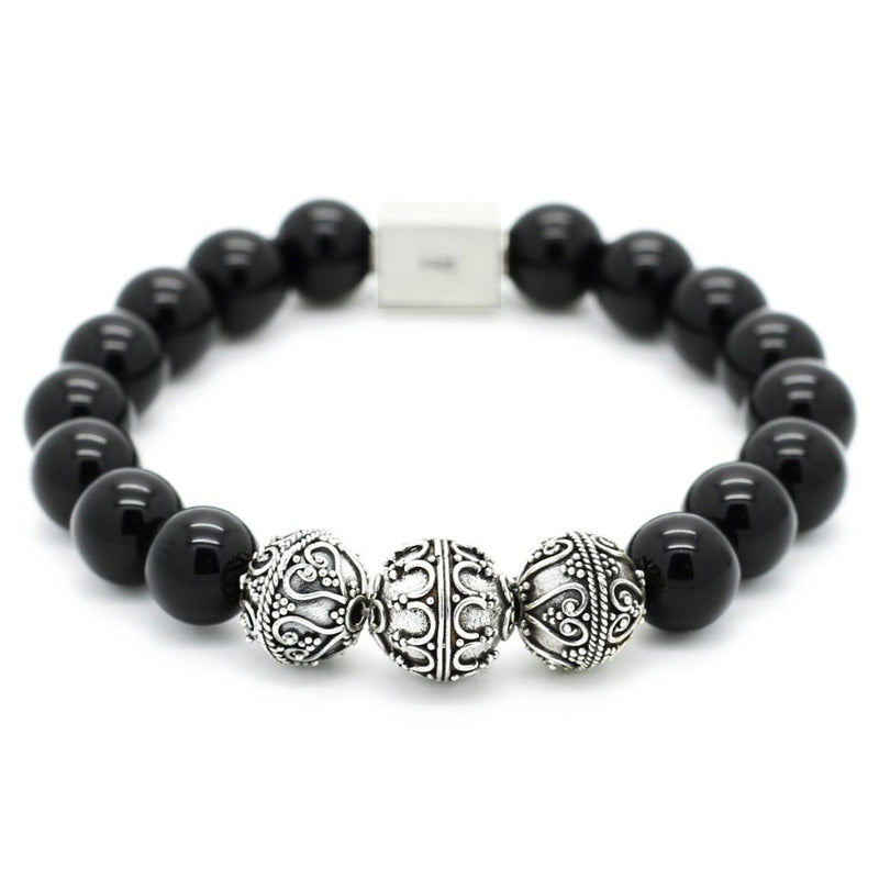 Elite Onyx Men Bracelet - Roano Collection