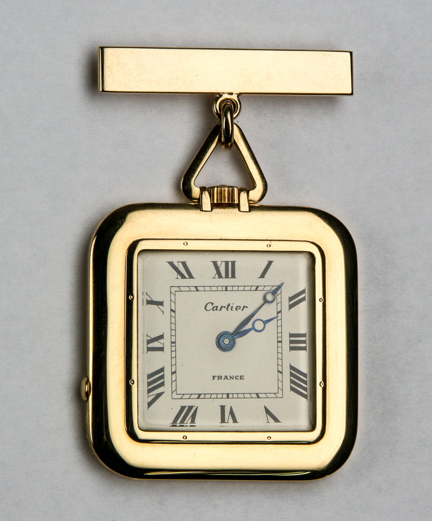Cartier Antique Repeater Pocket Watch