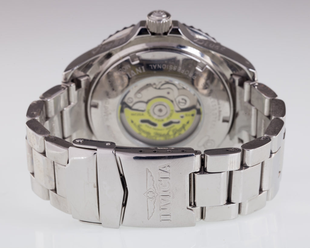 Android Espionage Skeleton Dial Automatic Watch AD469