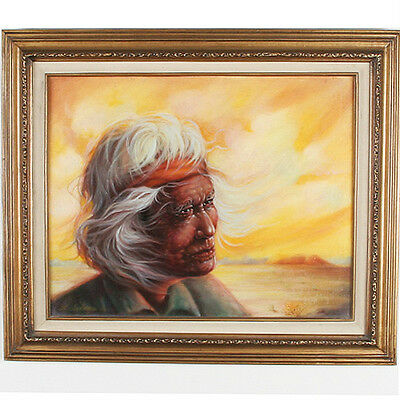 """Memories"" By Anthony Sidoni Signed Oil on Canvas 21 1/2""x25 3/4"""