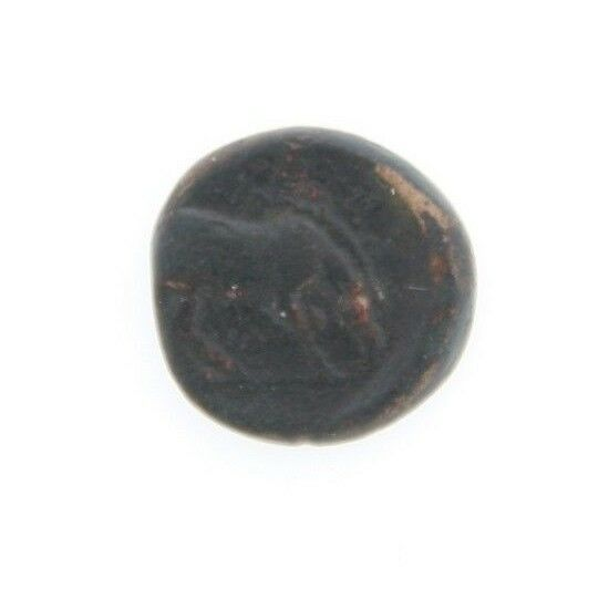 400-344 BC Larissa Thessalay AE16mm Coin VF Nymph Horse Greece Greek Cop-142