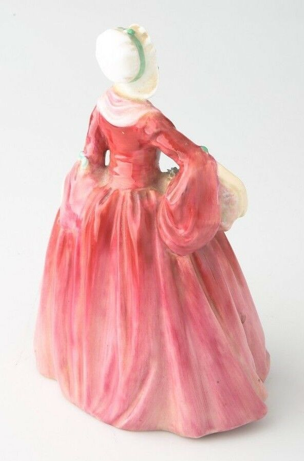 """Janet"" Hand-Painted Royal Doulton Porcelain Figurine #HN1537 Great Condition!"