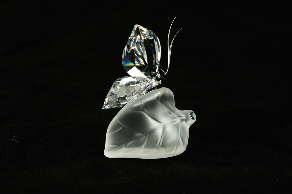 Swarovski Crystal Secret Garden Sparkling Butterfly Original Box Papers 182920