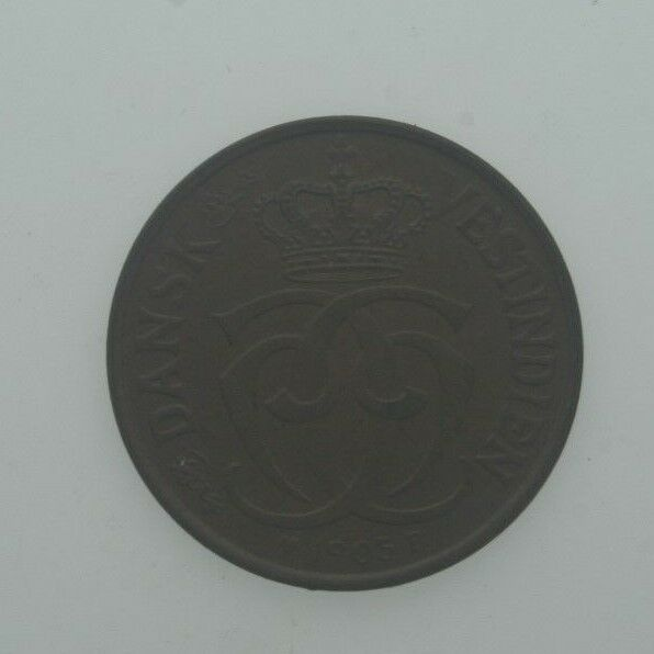 1905 Danish West Indies 1/2 Cent (UNC) Uncirculated Condition
