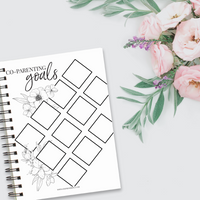 Busy Mama Planner for Co-Parents and Stepmoms