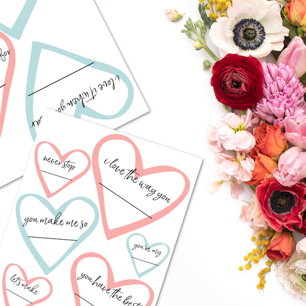 "Valentine's Day ""Heart Attack"" Printable"