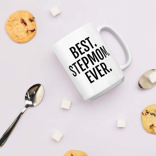 Best. Stepmom. Ever. Mug