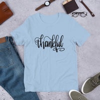 Thankful Short-Sleeve Super Soft Tee