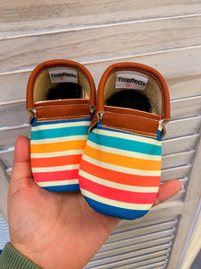 Summer Stripes-  Naked Loafers