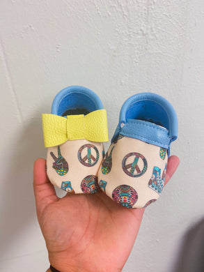 Peace Out Moccs- PICK A STYLE