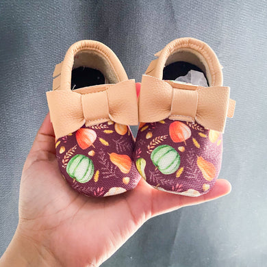 Oh my gourd Moccs- PICK A STYLE
