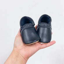 Black Naked Loafers- STYLE AS PICTURED