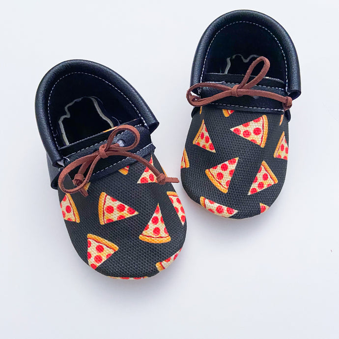 Pizza Slices - Pick the style - (Red bows)
