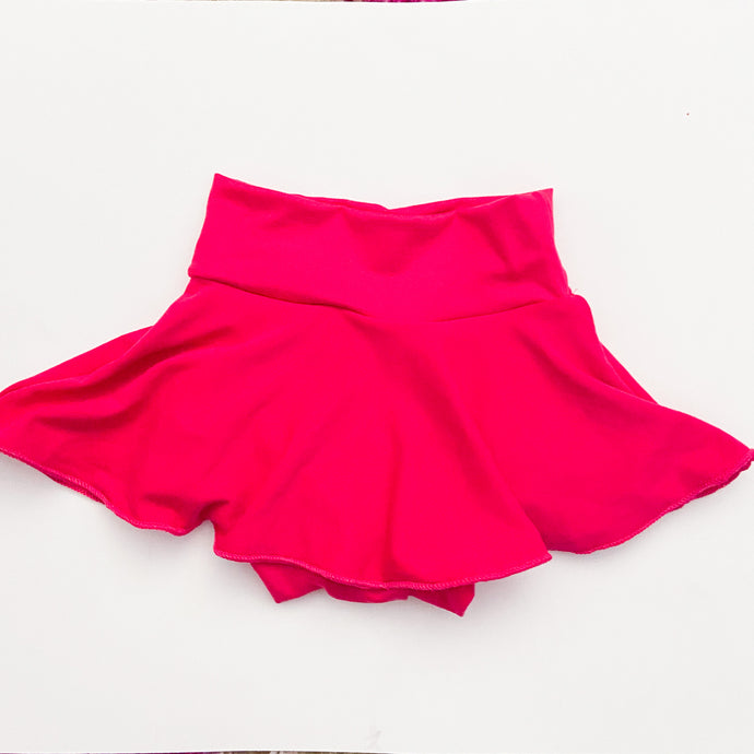 Magenta Skirted Bummies