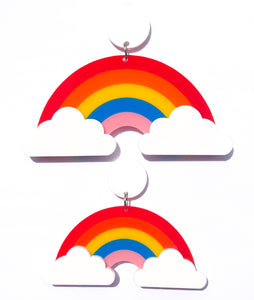 Rainbow Connection (3 sizes)
