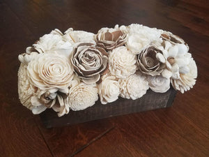 Everdeen  Centerpiece Box