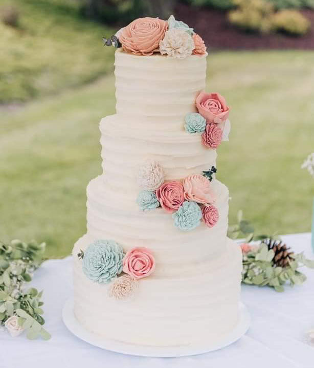 Loose Flowers for Cake/Decor