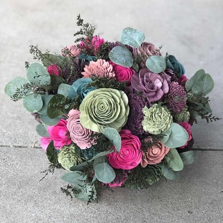 So Succulent Bridal Collection