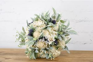 Everly Toss Bouquet