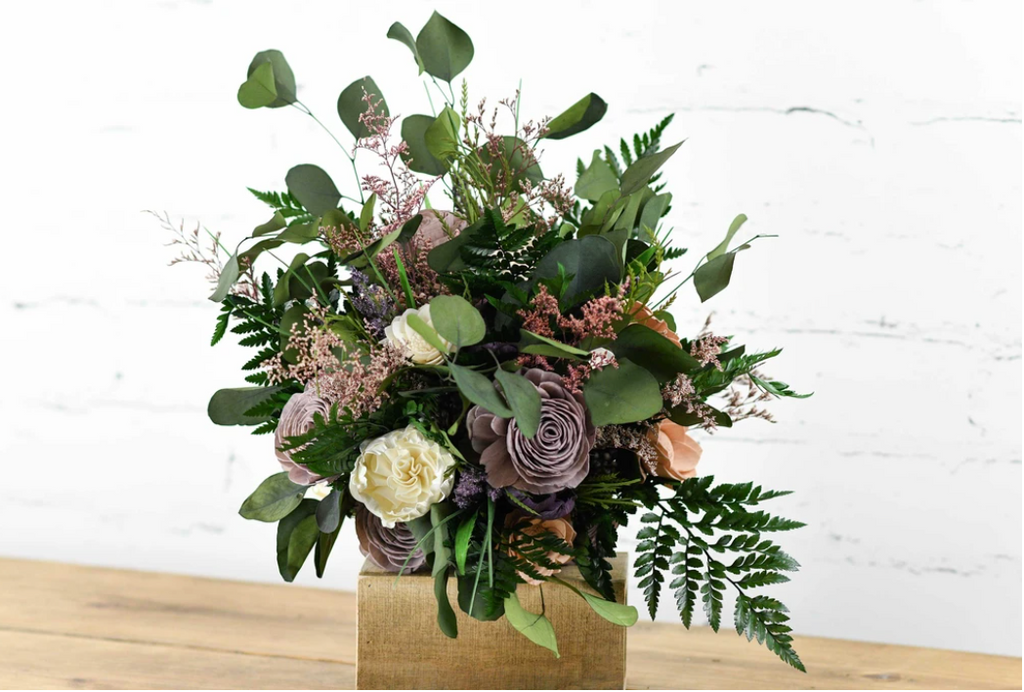 Forest Dreams Toss Bouquet