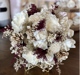 Ember Bridesmaid Bouquet