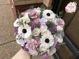 Paisley Toss Bouquet