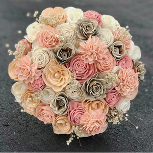Summer Crush Toss Bouquet