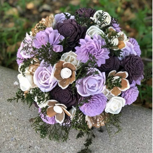 Harleigh Bridesmaid Bouquet