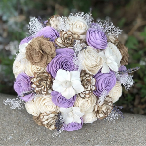 Maya Bridesmaid Bouquet