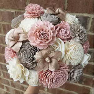 Charleston Toss Bouquet