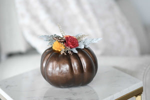 Limited Edition Copper Pumpkin