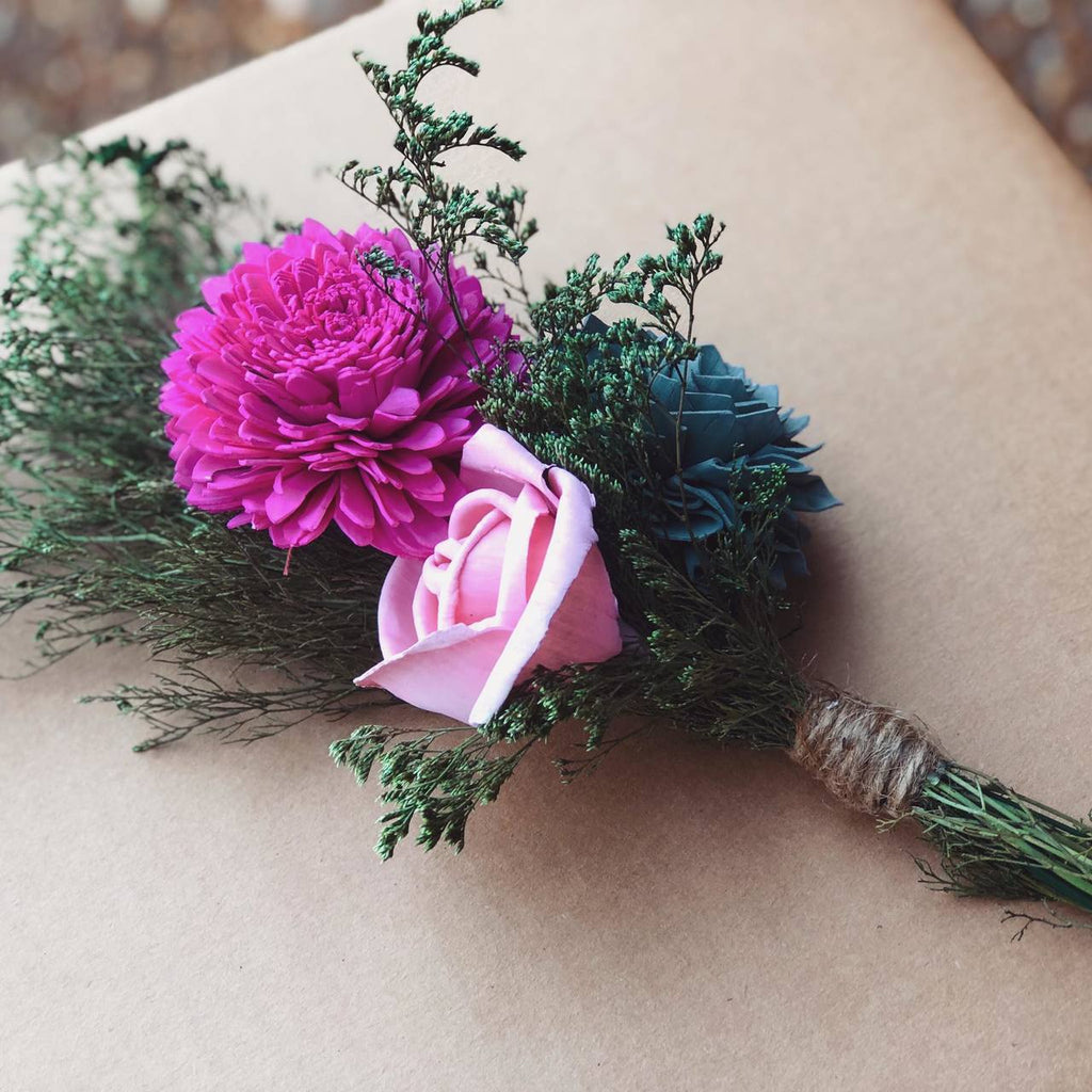 Customizable Mini 'Lay Down' Bouquet